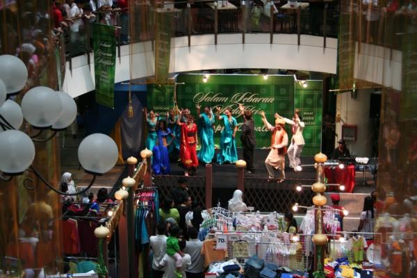 Diwali celebrations in Kuala Lumpur