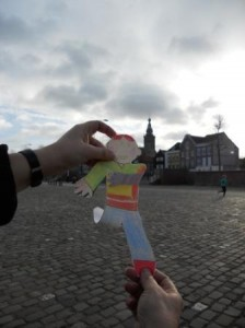 flat-stanley-running Holland