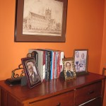 the guestroom - a splash of color