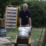 keg of beer