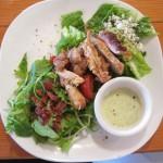 Alan Wong salad