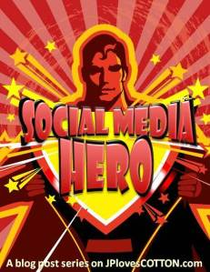 social media hero blog post series
