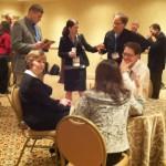 Karen Simon @ksimon03 Kenna Rathai & others at AAEA reception