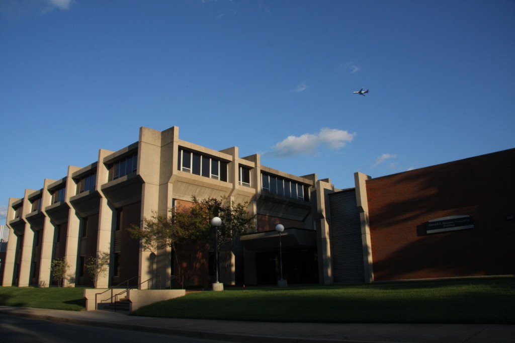 University of Memphis Journalism Department
