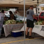 Local Food at the St. Louis Farmers Market