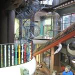 St Louis' City Museum interior