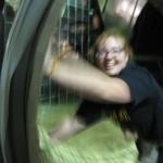 GA in the hamster wheel CRACKIN ME UP