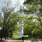 St Louis Arch park
