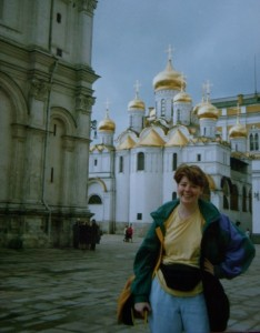 JP at the Kremlin 1991
