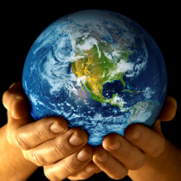 caring for the earth, earth day
