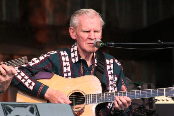 Americana musician Doc Watson