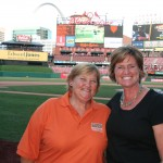 Iowa farmer April Hemmes & Kansas farmer Debbie Lyons-Blythe