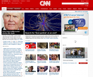 Ryan Goodman featured on cnn homepage