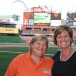 farm moms April Hemmes & Debbie Lyons