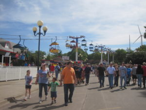 the Iowa State Fair