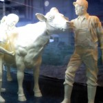 Ohio State Butter Cow 2009 photo by @FarmerHaley
