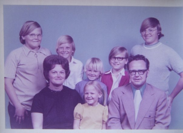The Texas Holmes' in the early 70s
