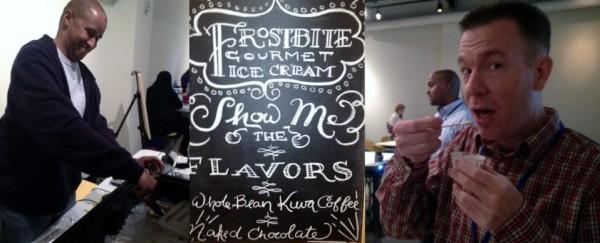 Frostbite Gourmet Ice Cream in St. Louis
