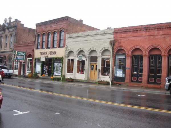 Downtown Main Street Jacksonville, OR