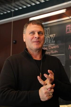 nadoz owner Steven Becker
