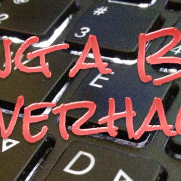 blog overhaul