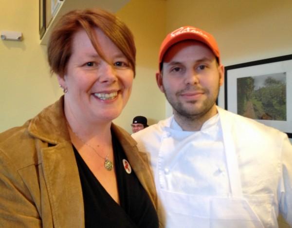 Chef Gerard Craft of St. Louis