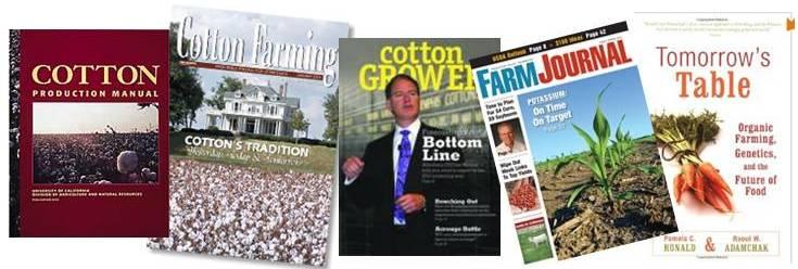 farm magazines & books