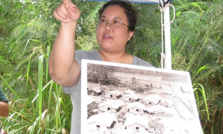 tour of Honouliuli internment camp