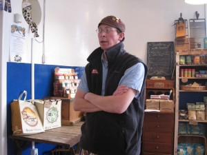 cheesemaker at Rogue Dairy