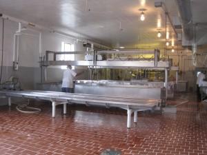 cheesemaker -- blue cheese
