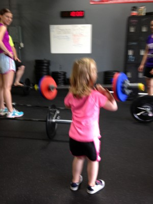 crossfit works for all sizes & fitness levels