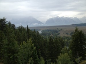 Gran Teton National Park
