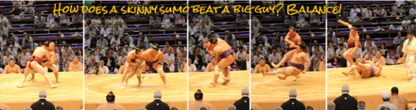 balance win for sumo