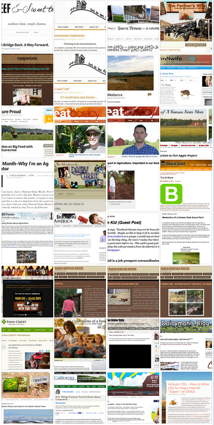 Top agricultural blog posts of 2013