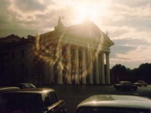 Volgograd theater