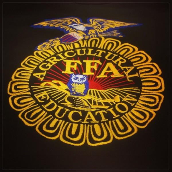 my FFA jacket :)