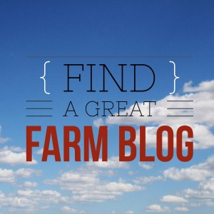 find a great farm blog