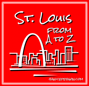 St Louis A to Z square