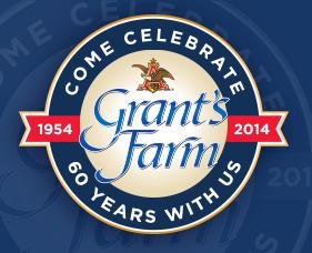 Grant's Farm 60 years