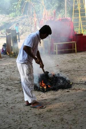 1 beginning ritual fire