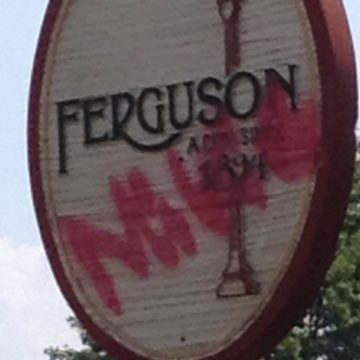 Welcome to Ferguson