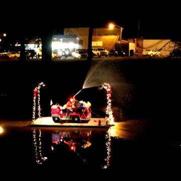 Christmas on the Creek