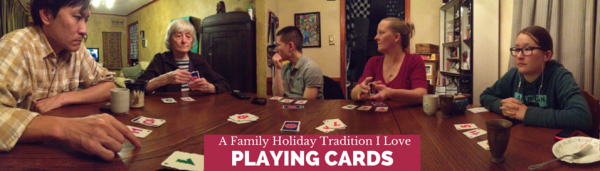 family tradition playing cards