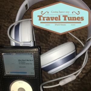 Love my travel tunes