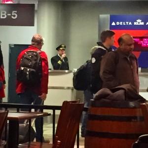 pilot announces additional flight delays