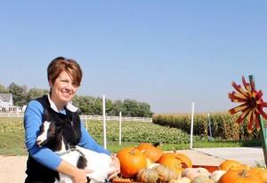 Shannon Latham pumpkins