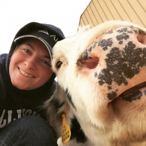 Jennifer Heim of Heim Dairy