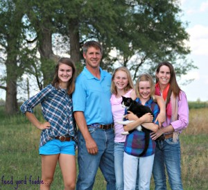 feedyard foodie's family