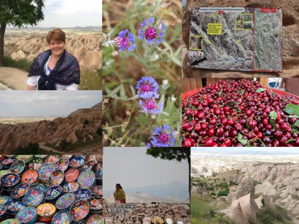 Cappadocia's Red Valley