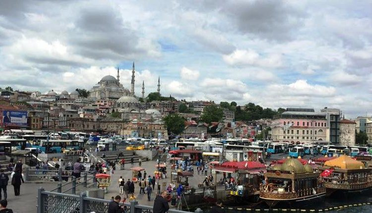 Travel in Turkey 2015